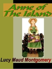 Anne of the Island ebook by Montgomery, Lucy Maud