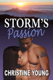 Storm's Passion ebook by Christine Young