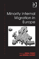 Minority Internal Migration in Europe ebook by Professor Philip Rees