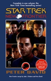 New Frontier ebook by Peter David