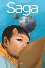 Saga: Book One ebook by Brian K. Vaughan,Fiona Staples