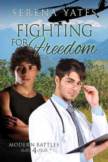 Fighting for Freedom ebook by Serena Yates