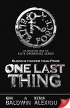 One Last Thing ebook by
