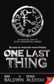 One Last Thing ebook by Kim Baldwin and Xenia Alexiou