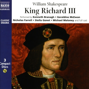 King Richard III - Directed by David Timson audiobook by William Shakespeare