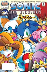 "Sonic the Hedgehog #152 ebook by Ken Penders,James Fry,Jon Gray,Al Bigley,Al Milgrom,Patrick ""SPAZ"" Spaziante"