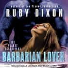 Barbarian Lover audiobook by Ruby Dixon