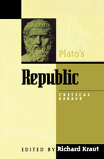 plato republic critical essays richard kraut