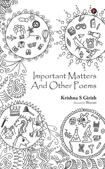 Important Matters and Other Poems eBook by Krishna S Girish