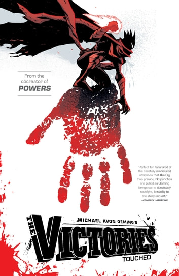 The Victories Volume 1: Touched ebook by Michael Avon Oeming