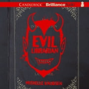 Evil Librarian audiobook by Michelle Knudsen