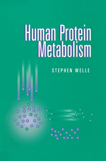 Human Protein Metabolism ebook by Stephen Welle