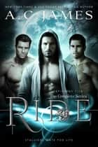 Ride: Complete Puca Mates Box Set - Episodes 1-12 ebook by A.C. James