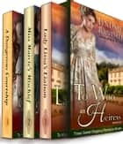 To Woo an Heiress Boxed Set - To Woo an Heiress ebook by Lindsay Randall