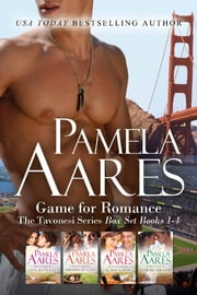 Game for Romance (Books 1-4 of the Tavonesi Series) ebook by Pamela Aares