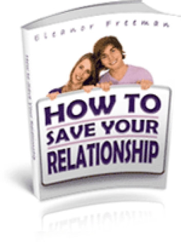 How to Save Your Relationship ebook by Mark Davis