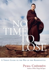 No Time to Lose - A Timely Guide to the Way of the Bodhisattva ebook by Pema Chodron