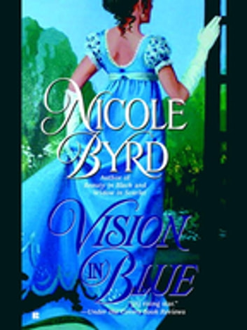 Vision in Blue ebook by Nicole Byrd