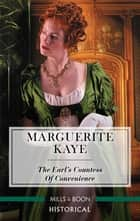 The Earl's Countess of Convenience ebook by Marguerite Kaye