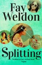 Splitting ebook by Fay Weldon