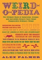 Weird-o-pedia ebook by Alex Palmer