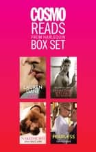 Cosmo Red-Hot Reads From Harlequin Box Set/Cake/Fearless/Everything You Need To Know/Naked Sushi ebook by
