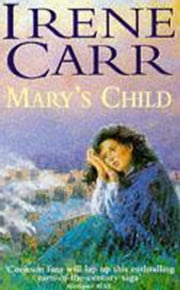 Mary's Child ebook by Irene Carr