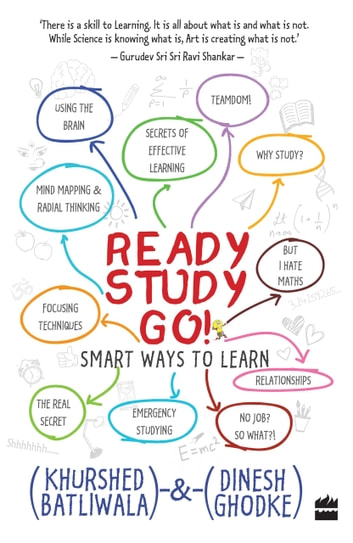 Ready, Study, Go!: Smart Ways to Learn ebook by Khurshed Batliwala,Dinesh Ghodke
