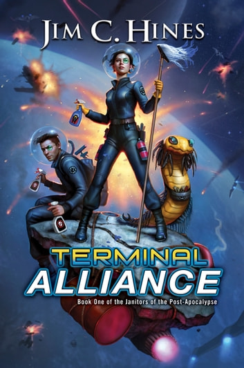 Terminal Alliance ebook by Jim C. Hines