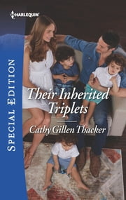 Their Inherited Triplets ebook by Cathy Gillen Thacker