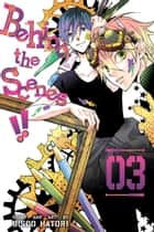 Behind the Scenes!!, Vol. 3 ebook by Bisco Hatori