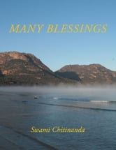 Many Blessings ebook by Swami Chitinanda