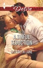 A Sinful Seduction ebook by Elizabeth Lane