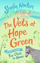 The Vets at Hope Green: Part Three - Too Close to Home ebook by Sheila Norton
