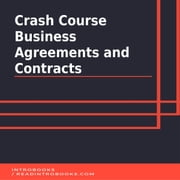 Crash Course Business Agreements and Contracts audiobook by Introbooks Team