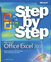 Microsoft Office Excel 2007 Step by Step ebook by Curtis Frye