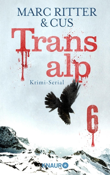 Transalp 6 - Ein digitaler Rätselkrimi ebook by Marc Ritter,CUS