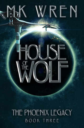 House of the Wolf ebook by M.K. Wren