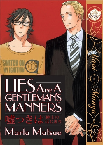 Lies are a Gentleman's Manners ebook by Marta Matsuo
