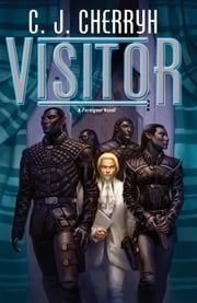 Visitor ebook by C. J. Cherryh