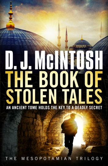 The Book of Stolen Tales ebook by D. J. McIntosh