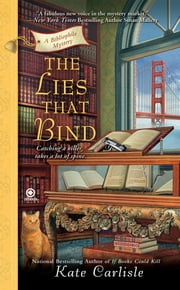 The Lies That Bind - A Bibliophile Mystery ebook by Kate Carlisle