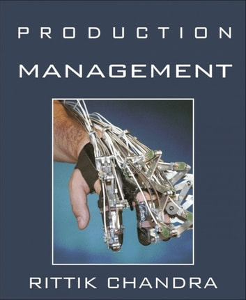 Production Management ebook by Rittik Chandra