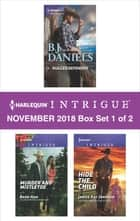 Harlequin Intrigue November 2018 - Box Set 1 of 2 - An Anthology 電子書籍 by B.J. Daniels, Barb Han, Janice Kay Johnson