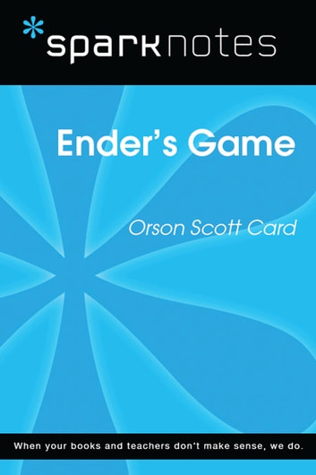 Ender's Game (SparkNotes Literature Guide) ebook by SparkNotes