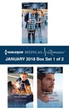 Harlequin Medical Romance January 2018 - Box Set 1 of 2 - Pregnant with His Royal Twins\The Surgeon King's Secret Baby\Tempted by Dr. Off-Limits 電子書 by Louisa Heaton, Amy Ruttan, Charlotte Hawkes