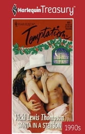 Santa in a Stetson ebook by Vicki Lewis Thompson