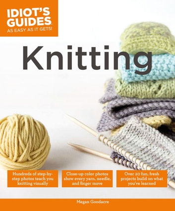 Knitting ebook by Megan Goodacre