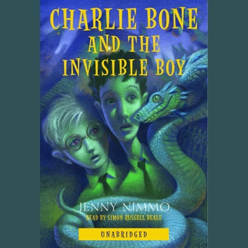 Charlie Bone and the Invisible Boy audiobook by Jenny Nimmo