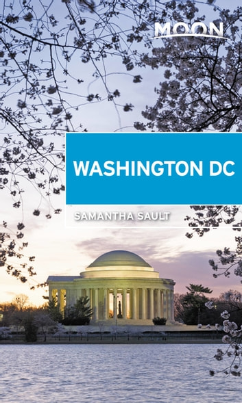 Moon Washington DC ebook by Samantha Sault